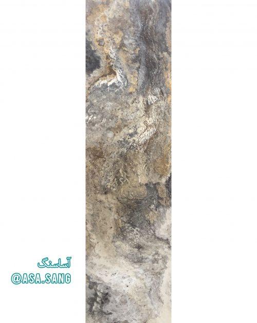 عکس محصول سنگ تراورتن دودی طلایی آذرشهر 1